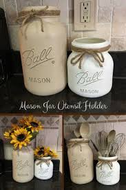 best 25 mason jar storage ideas on pinterest mason jar bathroom