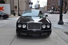 2009 bentley arnage interior 2009 bentley arnage t stock b844a for sale near chicago il il