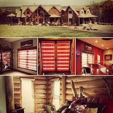Budget Blinds Utah Beautiful Log Cabin Installation By Budget Blinds Home