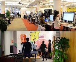 12 gorgeous u0026 innovative offices of webby winning vitamin t