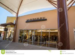 Seattle Premium Outlets Map by Burberry Editorial Image Image 33377765