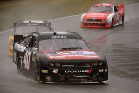 why a dodge raced in nascar on saturday