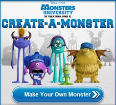 create monster monsters university family finds fun