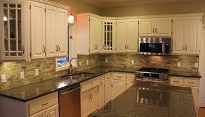 Tile Backsplash Ideas For White Cabinets Interesting Interior - Kitchen tile backsplash ideas with white cabinets