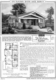 Craftsman Bungalow House Plans The Varina From 101 Modern Homes By Standard Homes Company 1923