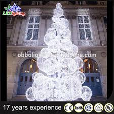 led spiral tree white outdoor lighted trees