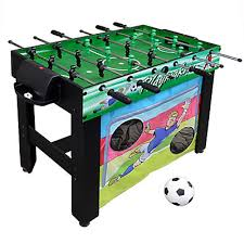hathaway matrix 54 7 in 1 multi game table reviews hathaway playmaker 3 in 1 foosball multi game table the home depot