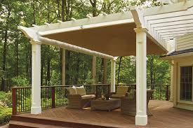 Pergola Swings Retractable Pergola Canopy In Morris Plains Shadefx Canopies