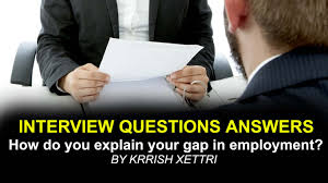 Resume Samples Showing Employment Gaps by How Do You Explain Your Gap In Employment