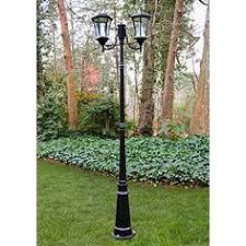 traditional street lantern landscape lighting lamps plus