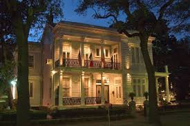 New Orleans Decorating Ideas Elms Mansion And Garden Wedding Venue
