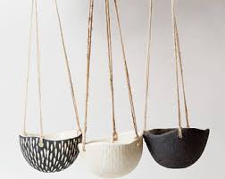 hanging planter etsy