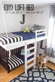 Pallet Bunk Bed Oh Yeah Easy I Can Make This Projects by How To Make A Bunk Bed Ladder College Etc Pinterest Bunk