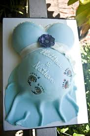 twin baby shower cakes party xyz