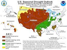Us Drought Map Let U0027s Look At Drought U2026