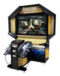 Operation G H O S T Sega Arcade