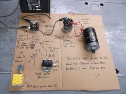 fxe starter solenoid and relay wiring harley davidson forums