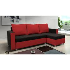 Corner Sofa Bed With Storage by Beautiful Corner Sofa Bed Red Ideas Rescueteam Us Rescueteam Us