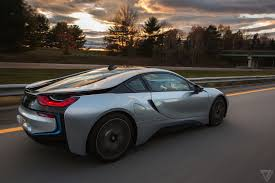 Bmw I8 Rear Seats - thunder and lightning bmw i8 review the verge