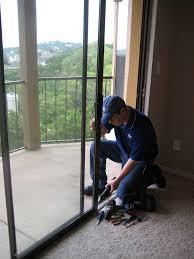 How To Fix A Patio Door Fixing A Sliding Door Handyman Services Inc