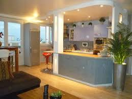 cuisine ouverte sur sejour deco salon et cuisine ouverte 2 cuisine ouverte photo evtod