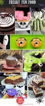 freaky fun food ideas food ideas halloween and halloween baking