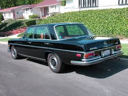 mercedes california 1972 mercedes 280 sel 45 clean collectible city