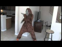 Bigfoot Halloween Costumes Scooby U0027s Bigfoot Rap Dance