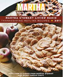 free martha stewart thanksgiving recipes ebook hunt4freebies