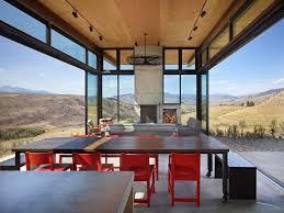 mountain homes alpine modern
