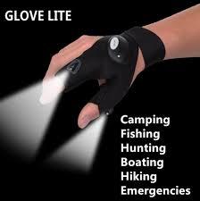 Light Up Gloves 2017 Glovelite Outdoor Camping Fishing Lighting Glove Light Up
