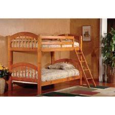 Solid Oak Bunk Bed Solid Oak Bunk Beds Ebay