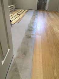 how to install wood floors on concrete 2017 quora