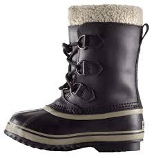 sorel yoot pac tp youth après ski junior black men s shoes sorel