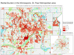 Minneapolis Metro Map by Reduce Affordable Housing Need In Three Steps Streets Mn