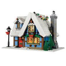 winter home design tips lego winter village cottage idolza