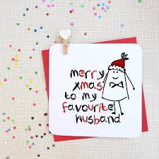 merry christmas to my husband card christmas lights card and decore