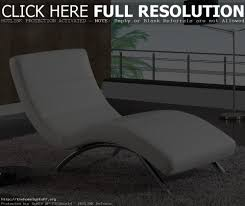 Leather Chaise Lounge White Leather Chaise Lounge Chairs Lounge Chair Decoration