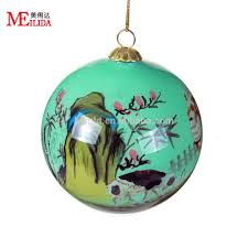 new design hand painted inside christmas ornaments buy christmas