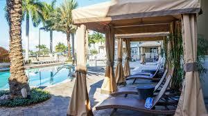 cabana rentals the westin cape coral resort at marina village