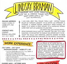 Rate My Resume Turn Heads With A Bullet Journal Style Resume Lindsaybraman Com