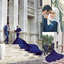 blue wedding dress designer designers wedding dress dubai abaya kaftan sleeve