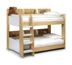 Happy Beds Domino Storage Wooden Bunk Bed Kids Modern Sleep - Kids wooden bunk beds