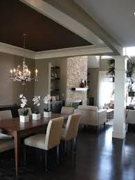 Dining Room Ceiling Designs Link To Interior Paint Colors Used Listed By Room And House Tour