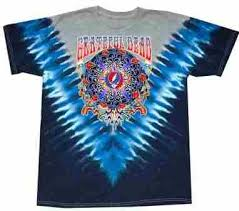 new years tie grateful dead new year s tie dye t shirt