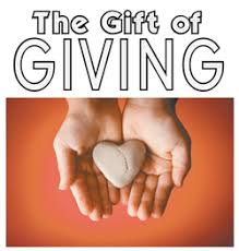 give the gift of giving st s international school