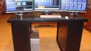 Build A Wood Desk Top by The Diy Standing Desk
