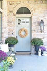 Front Porch Bench 5 Tips For A Beautiful Fall Front Porch A Tour Zdesign At Home