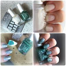 christmas nails tutorial with estessimo tins nail polishes
