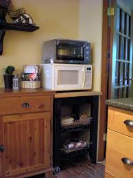 Ikea Kitchen Carts by Ikea Bekvam Kitchen Cart Makeover Like The Black Bottom Leaving